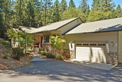 Grass Valley Single Family Home For Sale: 12390 Francis Drive