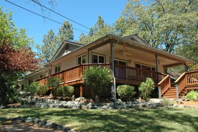 Grass Valley CA Single Family Home Sold: $380,000