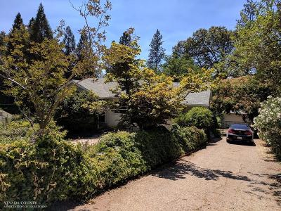 Single Family Home For Sale: 13878 Meadow Drive