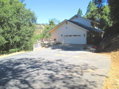 Grass Valley Single Family Home For Sale: 18476 Wolf Creek Road