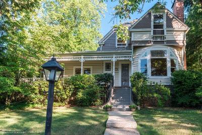 Nevada City Single Family Home For Sale: 211 Prospect Street