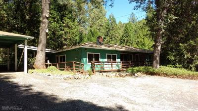 Grass Valley Single Family Home For Sale: 11484 Upper Pine Hill Drive