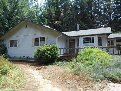 Grass Valley Single Family Home For Sale: 10851 Thornicroft Way