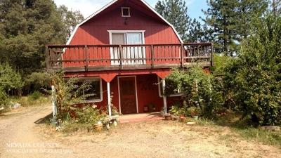 Butte County, Nevada County, Placer County, Sacramento County, Sierra County, Sutter County, Yuba County Single Family Home For Sale: 15065 Fountain House Road