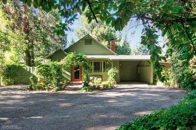 Nevada City Single Family Home For Sale: 10568 Banner Lava Cap Road