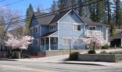 Grass Valley Condo/Townhouse For Sale: 471 South Auburn Street #B