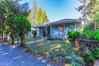 Grass Valley Single Family Home For Sale: 10930 Bettcher Court