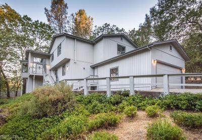 Nevada County Single Family Home For Sale: 17014 Oscar Drive