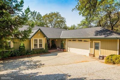 Penn Valley Single Family Home For Sale: 12984 Lake Wildwood Drive