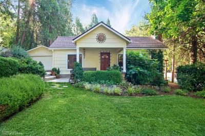 Grass Valley Single Family Home For Sale: 10623 Bartlett Drive