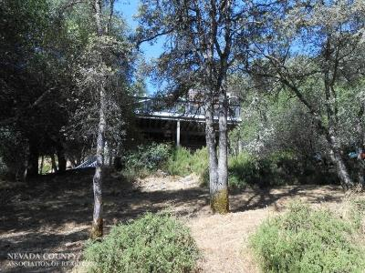 Nevada County Single Family Home For Sale: 19543 Explorer Drive