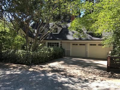 Grass Valley Single Family Home For Sale: 10004 Greenwood Road