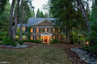Nevada City Single Family Home For Sale: 12985 Woodstock Drive