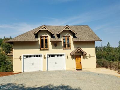 Nevada City Single Family Home For Sale: 10899 Fowler Place