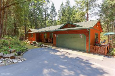 Nevada City Single Family Home For Sale: 11188 Manhattan Mine Lane