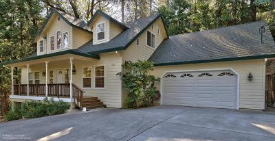 Grass Valley Single Family Home For Sale: 11569 Ball Road
