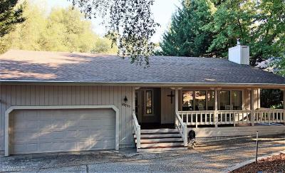 Nevada County Single Family Home For Sale: 18035 Wildflower Drive