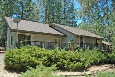 Grass Valley CA Single Family Home Sold: $369,000