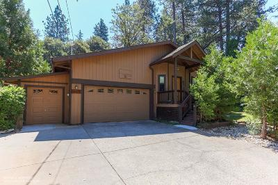 Nevada County Single Family Home For Sale: 12279 Francis Drive