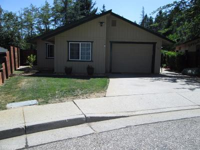 Grass Valley Single Family Home For Sale: 416 Lamarque Court