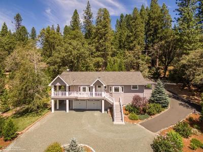Grass Valley Single Family Home For Sale: 13506 Barker Lane