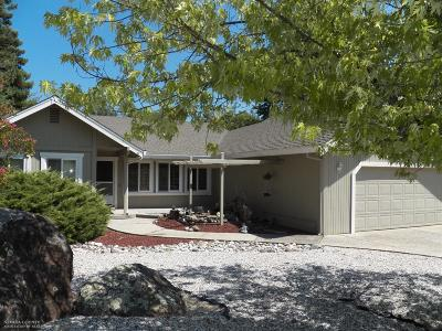 Nevada County Single Family Home For Sale: 13005 Thistle Loop