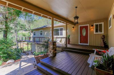 Grass Valley Single Family Home For Sale: 16357 Behr Mountain Road
