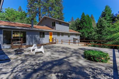 Grass Valley Single Family Home For Sale: 11513 Squirrel Creek Road