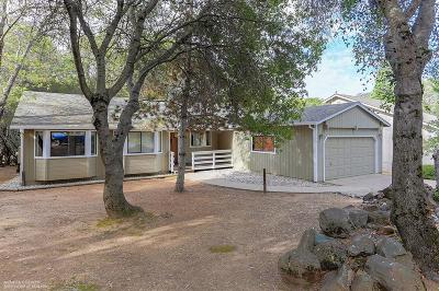Nevada County Single Family Home For Sale: 17701 Foxtail Drive