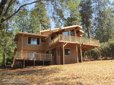 Grass Valley Single Family Home For Sale: 19997 Ocelot Drive