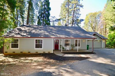 Nevada City Single Family Home For Sale: 10428 Durbrow Road