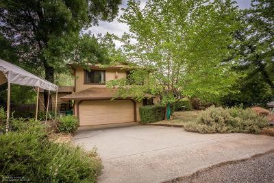 Grass Valley Single Family Home For Sale: 10962 Darlene Court