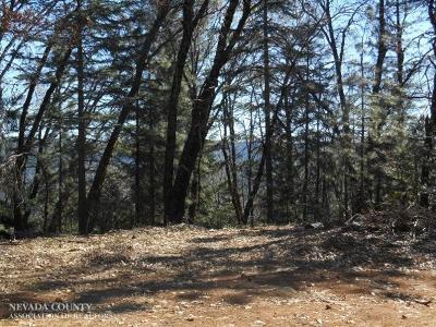 Nevada City CA Residential Lots & Land For Sale: $249,000