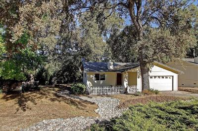 Penn Valley Single Family Home For Sale: 15101 Woodland Loop