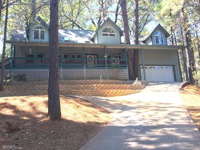 Grass Valley Single Family Home For Sale: 14972 Carrie Drive
