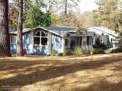 Grass Valley Single Family Home For Sale: 13736 Auburn Road