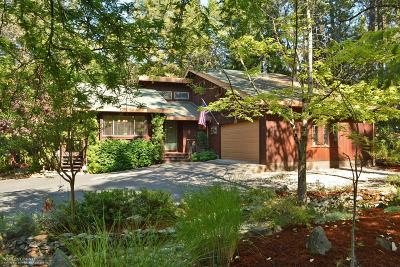 Grass Valley Single Family Home For Sale: 12693 Friar Tuck Road