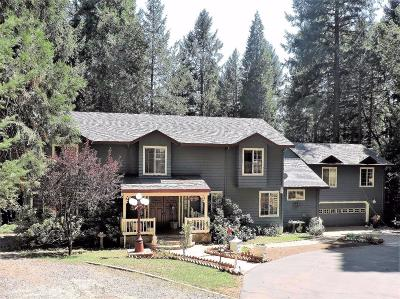 Nevada City Single Family Home For Sale: 14433 Banner Lava Cap Road