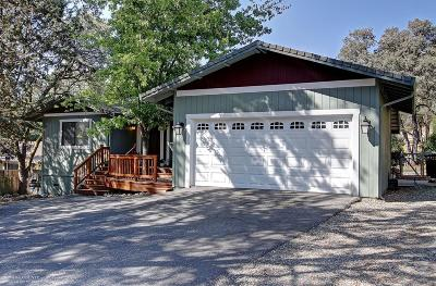 Nevada County Single Family Home For Sale: 11921 Clover Court