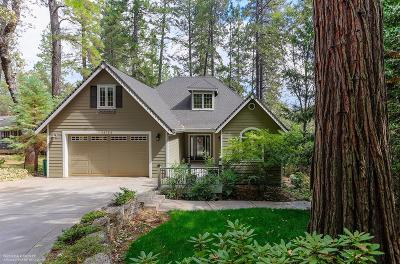 Nevada County Single Family Home For Sale: 14764 Pammy Way