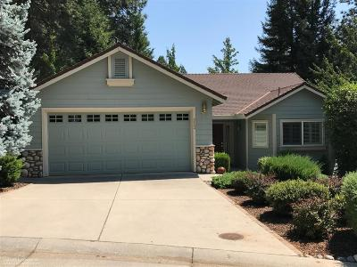 Grass Valley Single Family Home For Sale: 212 Elysian Place