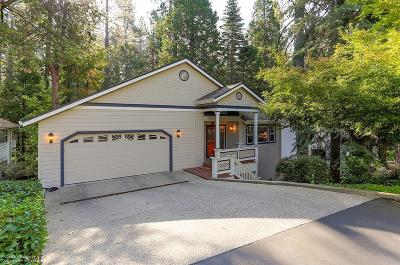 Nevada City Single Family Home For Sale: 108 Parkside Place