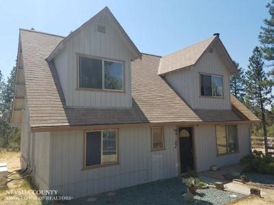Grass Valley Single Family Home For Sale: 11966 Paddock Lane