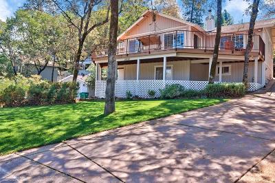 Single Family Home For Sale: 19030 Hummingbird Drive