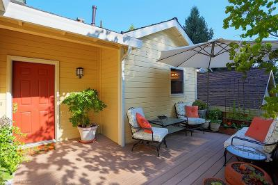 Nevada City Condo/Townhouse For Sale: 304 Bridge Way