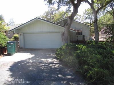 Penn Valley Single Family Home Active REO: 11586 Linnet Court