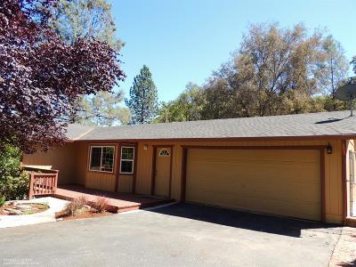 Nevada County Single Family Home For Sale: 18620 Joseph Drive