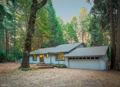 Nevada City Single Family Home For Sale: 12337 Valley View Road