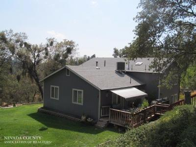 Grass Valley Single Family Home For Sale: 18683 River Ranch Road