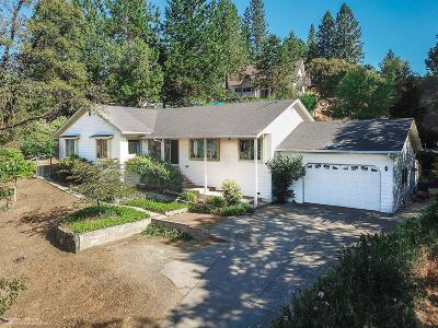 Nevada County Single Family Home For Sale: 15309 Fay Road